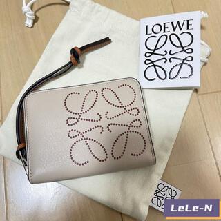 ロエベ(LOEWE)のLOEWE<新品レシート付き>カードジップドウォレット(財布)