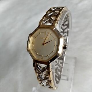Saint Laurent - イヴサンローラン腕時計 レディースブレスクォーツ