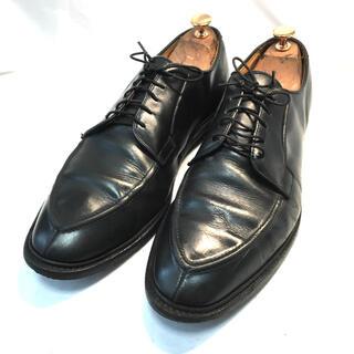 Allen Edmonds - アレンエドモンズ メンズ Vチップ ビジネス 革靴 25.5