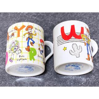 スリーコインズ(3COINS)の3coins トイストーリー マグカップ(グラス/カップ)