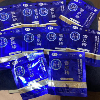 セッキセイ(雪肌精)のKOSE 雪肌精 フェイスマスク パック 10枚セット(パック/フェイスマスク)
