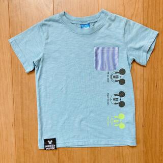 Disney - Tシャツ ミッキー 120