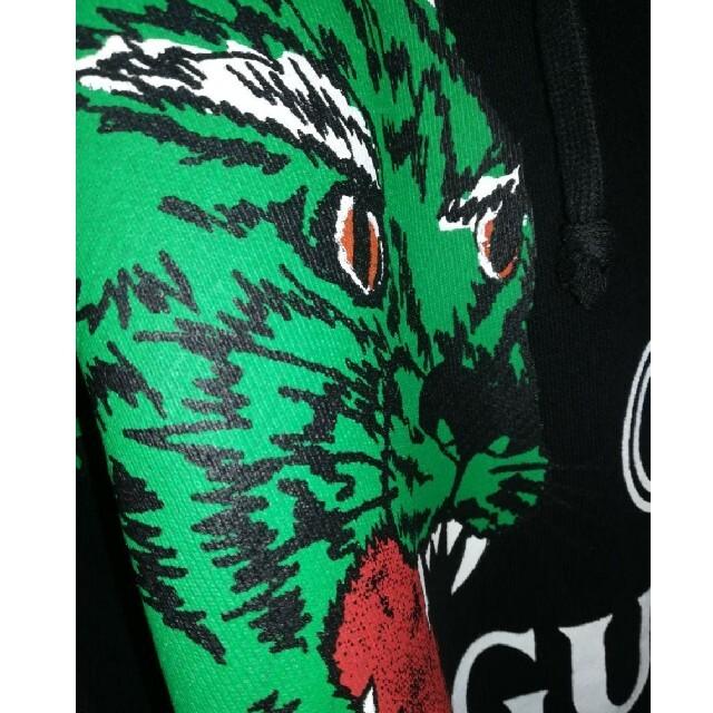Gucci(グッチ)の新品未使用タグ付き!!【激レア】Gucci tiger LOVED パーカー メンズのトップス(パーカー)の商品写真