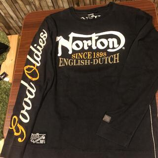 ノートン(Norton)のNorton ロンT 即購入可☆(Tシャツ(長袖/七分))