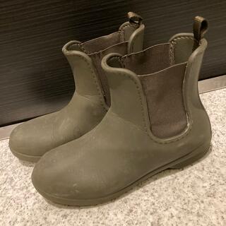 クロックス(crocs)の防水サイドゴアブーツ(レインブーツ/長靴)