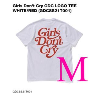 GDC - Girls Don't Cry Tシャツ 伊勢丹販売モデル Mサイズ