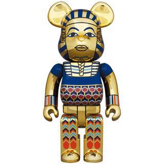 メディコムトイ(MEDICOM TOY)の新品未開封 BE@RBRICK ANCIENT EGYPT 400%(その他)