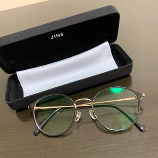 JINS - JINS メタルフレームメガネ