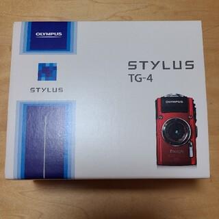 オリンパス(OLYMPUS)のまさかず様専用 OLYMPUS デジタルカメラ STYLUS TG-4 (コンパクトデジタルカメラ)
