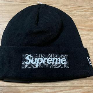 Supreme - 新品未使用 Supreme New Era Box Logo Beanie