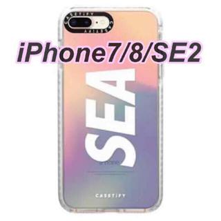 SEA - WIND AND SEA CASETIFY IPHONE 7 8 SE