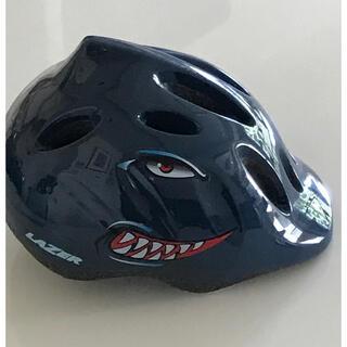 【LAZER】シャーク 子供用ヘルメット