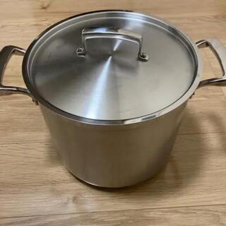 バルミューダ(BALMUDA)のBrowne Foodservice 5723910 ストックポット鍋 9.6L(鍋/フライパン)