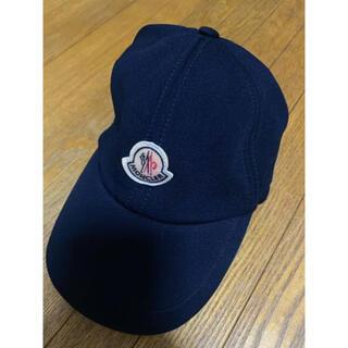 モンクレール(MONCLER)のMONCLER 帽子 キャップ(キャップ)