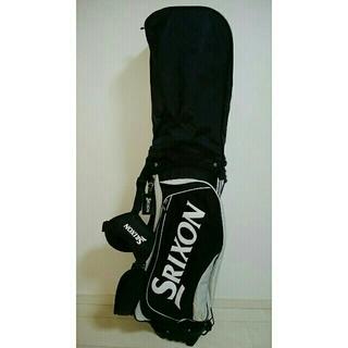 スリクソン(Srixon)のSRIXON ゴルフバッグ 軽量 スタンド付き(バッグ)