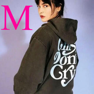 GDC - Girls Don't Cry GDC LOGO HOODIE Mサイズ 伊勢丹