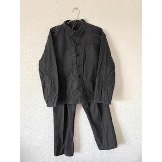 Yohji Yamamoto - French China Jacket&Pants Set Up Vintage