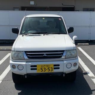 三菱 - 三菱 パジェロミニ XR 4WD