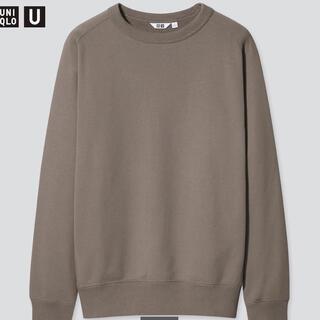 UNIQLO - ワイドフィットスウェットシャツ/UNIQLO U
