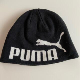 プーマ(PUMA)のPUMA ニット帽 プーマ(帽子)