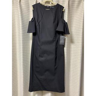 ザラ(ZARA)のZARA dress(ミディアムドレス)