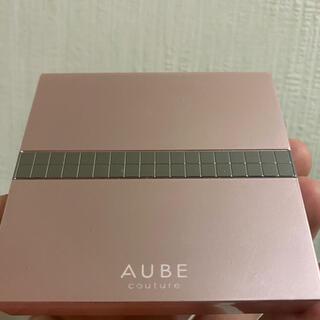 AUBE couture - オーブクチュール  紫アイシャドウ
