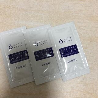ライスフォース - ライスフォース 洗顔料