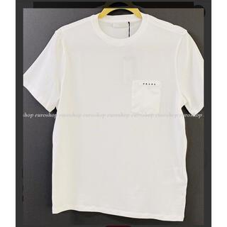 プラダ(PRADA)のプラダロゴTシャツ(Tシャツ(半袖/袖なし))