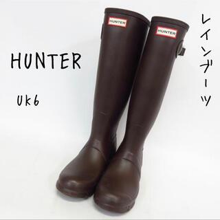 HUNTER - HUNTER/ハンター レインブーツ UK6