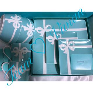 Tiffany & Co. - ティファニーブルーボックス4点セット【ご自宅用】