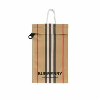 BURBERRY - BURBERRY バーバリー キャンバスポーチ バッグ ポーチ ユニセックス
