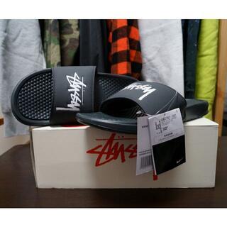ナイキ(NIKE)のStussy Nike Benassi Slide Sandal(サンダル)