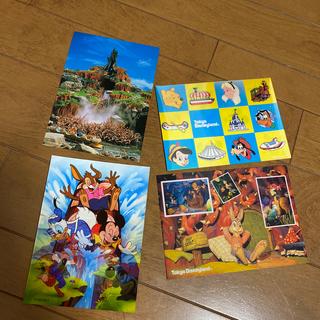 ディズニー(Disney)のディズニー ポストカードセット(写真/ポストカード)