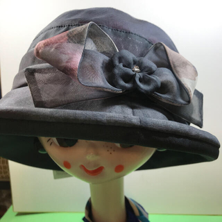 アウロラ(AURORA)のAURORA....帽子…新品未使用(ハット)