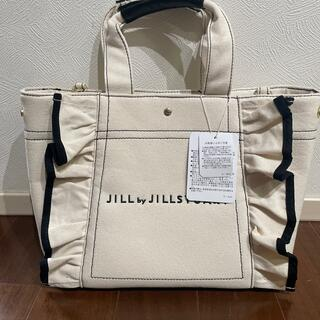 JILL by JILLSTUART - ジルバイ フリルトートバッグ
