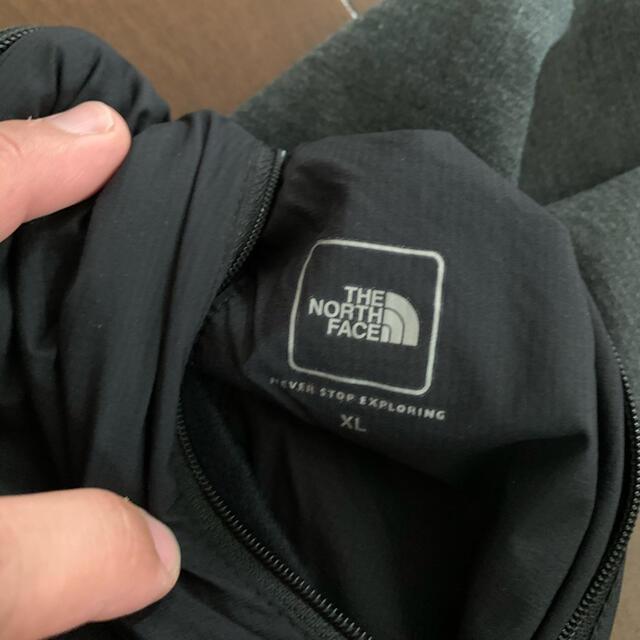 THE NORTH FACE(ザノースフェイス)のthe north face リバーシブルパーカー 美品 メンズのジャケット/アウター(その他)の商品写真