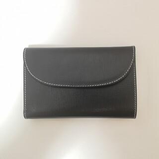 ホワイトハウスコックス(WHITEHOUSE COX)のホワイトハウスコックス 三つ折財布 リージェント ブラック(折り財布)
