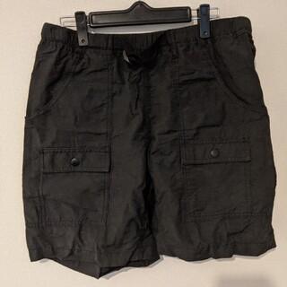 ジーユー(GU)のGU 速乾6ポケットブラックショートパンツ(ショートパンツ)