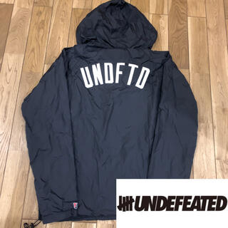アンディフィーテッド(UNDEFEATED)のアンディフィーテッド  UNDEFEATED  ◼️限定◼️ コーチジャケット(ナイロンジャケット)