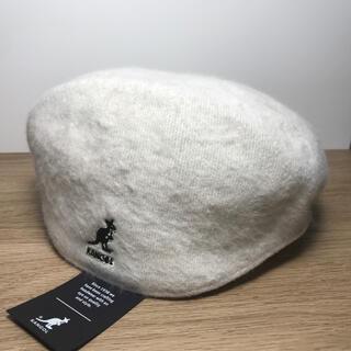 カンゴール(KANGOL)の新品未使用 カンゴールハンチングキャップ 送料無料 男女兼用(ハンチング/ベレー帽)
