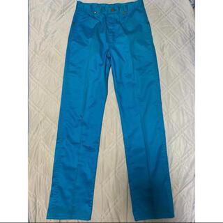 Wrangler - Wrangler カラーパンツ Blue 31インチ