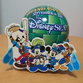 ディズニー(Disney)のディズニー シー オープン記念 地球儀型 置き物(置物)