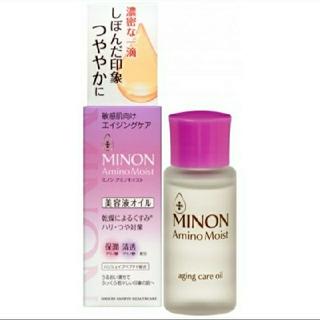 ミノン(MINON)の☆4『新品!』ミノン  アミノモイスト エイジングケア オイル(美容液)