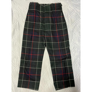 エンジニアードガーメンツ(Engineered Garments)のScotland Military Ceremony Trousers(スラックス)