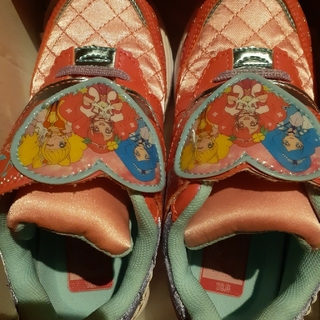 バンダイ(BANDAI)のヒーリングッと プリキュア 靴(スニーカー)