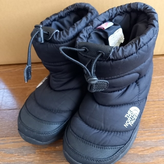 THE NORTH FACE - キッズ THE NORTH FACE ブーツ 21センチ