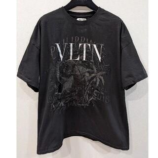 ヴァレンティノ(VALENTINO)の【レアアイテム】doublet VALENTINO VLTN Tシャツ Mサイズ(Tシャツ/カットソー(半袖/袖なし))