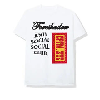 アンチ(ANTI)のASSC CPFM コラボTシャツ(Tシャツ/カットソー(半袖/袖なし))