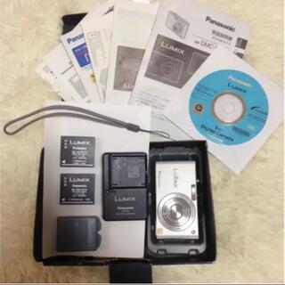 Panasonic - LUMIX デジカメ 箱付 付属品全てあり