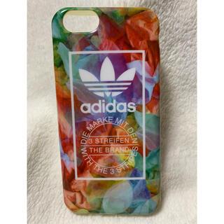 アディダス(adidas)のiPhone6、6Sケース adidas 花柄(iPhoneケース)